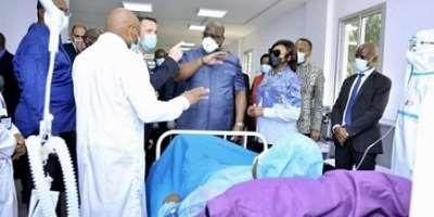The treatment of Covid-19 patient in the Democratic Republic of Congo