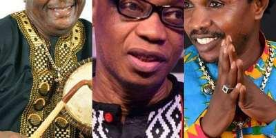 AB Crentsil, Akwaboah Snr.Kaakyire Kwame Appiah, others for Hilife Keteke