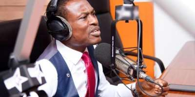 I was shocked; only one person on payroll, no front desk, HR, divisions, nothing at OSP office – Kissi Agyebeng