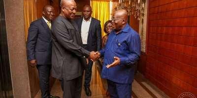 "Nana Addo should embrace John Mahama's ""Do or Die"""