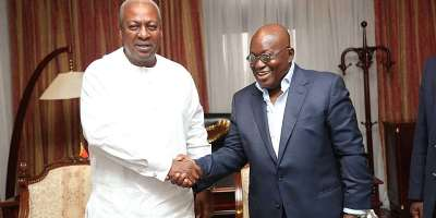 Election 2020: The presidential candidate Ghanaians must elect