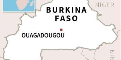 Burkina Faso.  By  (AFP)