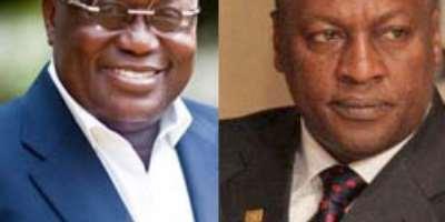 Prez Mahama Will Lose Ghana 2012 Elections Tomorrow