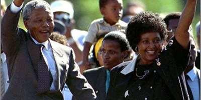 Nelson Mandela: Farewell, My African Prince!
