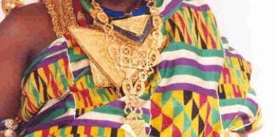 A Gentle Reminder To Asantehene-Otumfuo Osei Tutu II