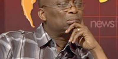 Be Decorous When Discussing About Our Presidential Candidate: Lewis to Kweku  Baako