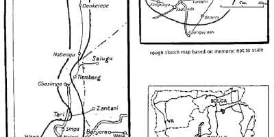 The Origin and Early History of The Tampulima Ethnic Group