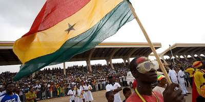 What is your Cause for Jubilation that Ghana is 64 Years Old today?