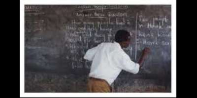My Teacher, My Hero!