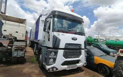 Creditor Seizes 5 KMA Heavy Duty Vehicles