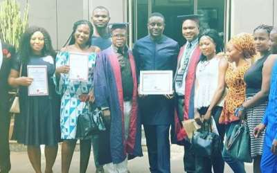 Actor, Emeka Ike Honoured as HUMANITARIAN FRIENDLY
