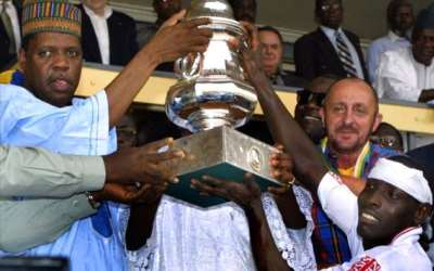 Former Hearts of Oak Captain Disclose Reason Behind 2000 CAF Champions League Triumph
