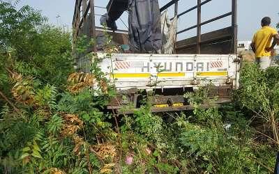 Motorway Accident: One Dead, Three Injured