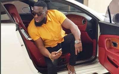 Checkout singer, Timaya's New Multi-million Naira Mansion in