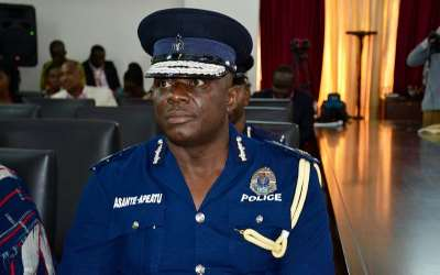 Letter Of Commendation To The IGP And Police Administration