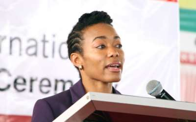 Time For Citizens To Make Their Voices Loud Enough —Zanetor Rawlings