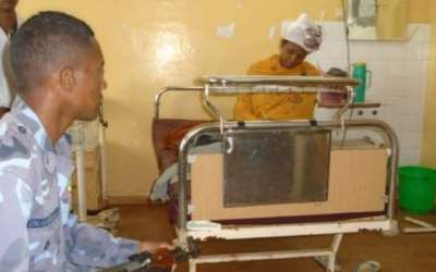 Ethiopian woman gives birth and sits for exams 30 minutes later