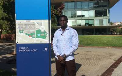 The Condition Of A Ghanaian Student Studying In Barcelona, Spain