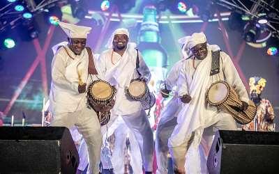 Omoluabi: King Sunny Ade, Olamide, Lead the Train as