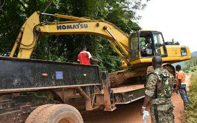 Image result for missing excavators