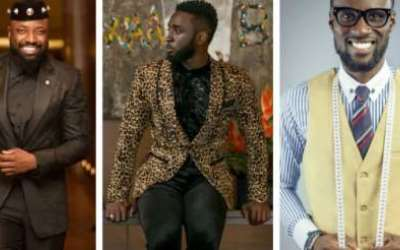 10 Of Ghana S Best Male Fashion Designers