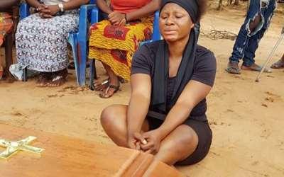 Nollywood actress, Destiny Etiko Sacrifices her Hair for 'PRIVATE ...