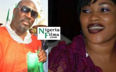 Dino Melaye Is The Father Of My Unborn Baby-Bisi Ibidapo-Obe