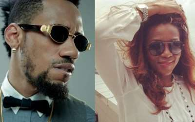 I Will Go Extra Mile To Have Genevieve Nnaji As Wife……Rapper