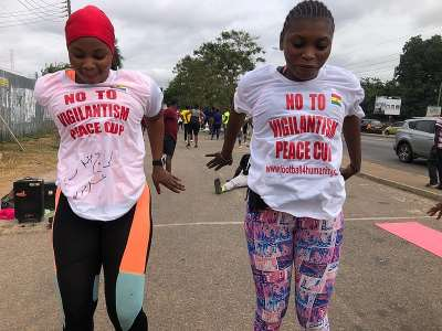 How Ghanaian Girls Used Ampe To Promote Peace