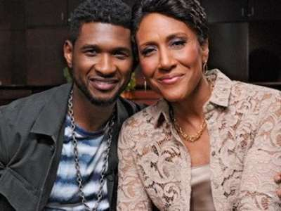 Usher Wants Custody To Be The Father He Never Had