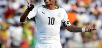 REVEALED: Andre Ayew To Be Named Black Stars Captain For AFCON