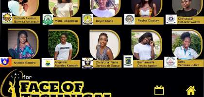 [Profiles & Photos] Contestant Of Face of Technical University Unveiled
