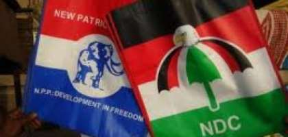 Be Ambassadors of EC's Limited voters registration Exercise - NPP to NDC