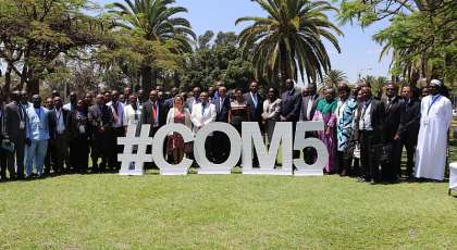 ECA & Partners Assure AU Member States Of Continued Support To Modernize Africa's CRVS Systems