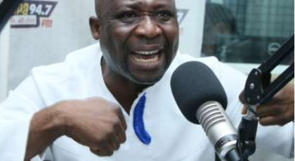 GFA Elections: My Competitors Are Not A Threat To Me, Says George Afriyie