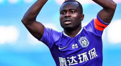 Frank Acheampong's Sterling Performance Saves Tianjin Teda From Relegation