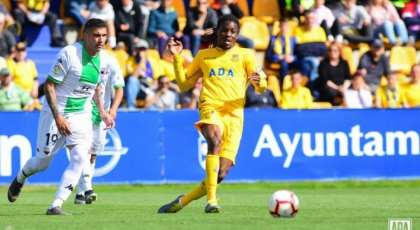 Richard Boateng Scores In Alcorcon's Home Defeat Against Real Oviedo