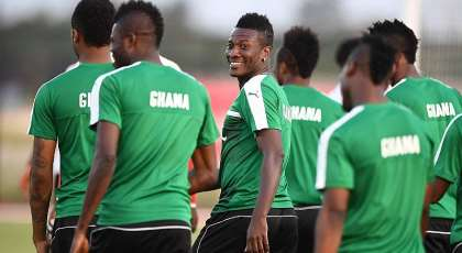 Asamoah Gyan Eyeing A Call Up For 2021 Africa Cup of Nations