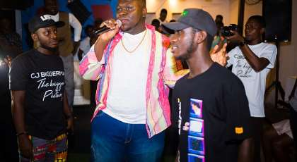 CJ Biggerman Hosts The Biggest EP Listening Session Of The Year