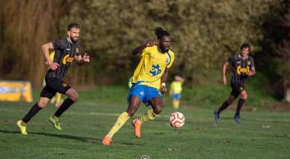 Former Inter Allies Striker Sheriff Deo Mohammed Targets LigaPro qualification With FC Arouca In Por