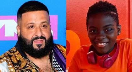 DJ Khaled Showers Blessings On Ghana's DJ Switch