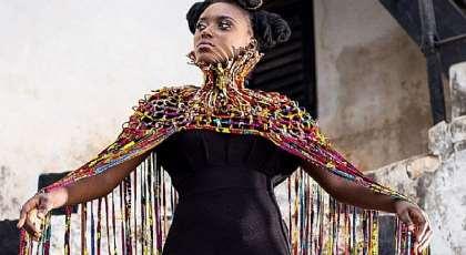 Aphia Sakyi Outdoors Exclusive Year of Return Fashion Line