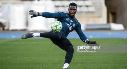 Black Stars Goalie Ati-Zigi Expected To Sign Contract Extension At FC Sochaux