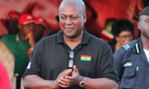 Floating Voters have still not accepted Mahama—Moshake insists