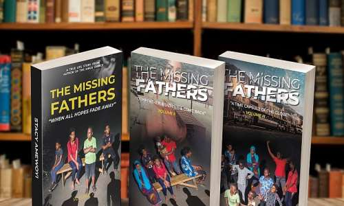 Missing Fathers: Stacy M. Amewoyi Takes Readers On Historical Journey Of Parenting