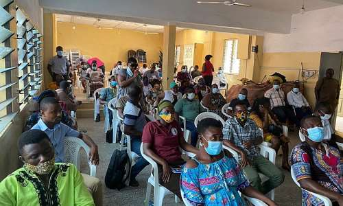 EC Trains Persons With Disabilities On Election Observation