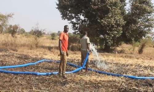 Dry season farmers along White Volta appeal for gov't support