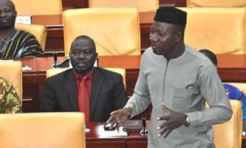 Parliament stands down Ayariga's motion to suspend payment of university fees in 2021