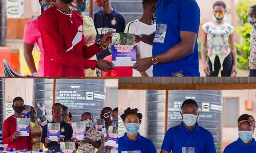 End Time Foundation supports Nkwatia Orphanage