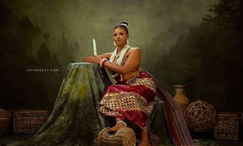 Queen Yetunde Savage marks birthday in style, launches her foundationon cover of hustle magazine